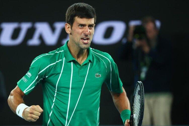 Новак Джокович увосьме виграв Australian Open