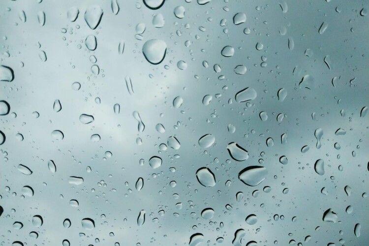 На Волині оголосили штормове попередження: очікуються дощі і туман