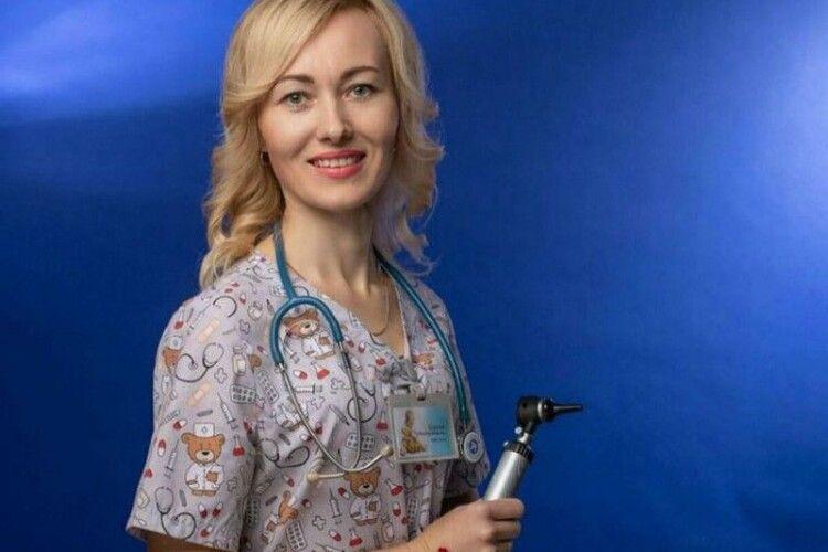 Володимирчанка стала переможницею премії «Жінка України-2020»