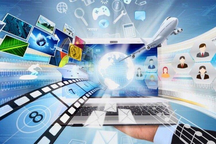 Під час пандемії COVID-19 у світі потроївся інтернет-трафік
