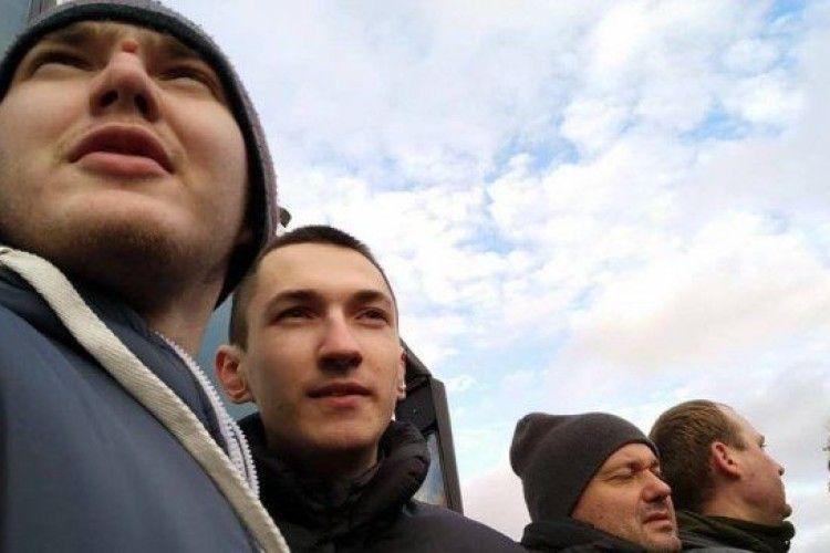 Звільнені з полону ультрас Зорі отримали запрошення на фінал ЛЧ-2018
