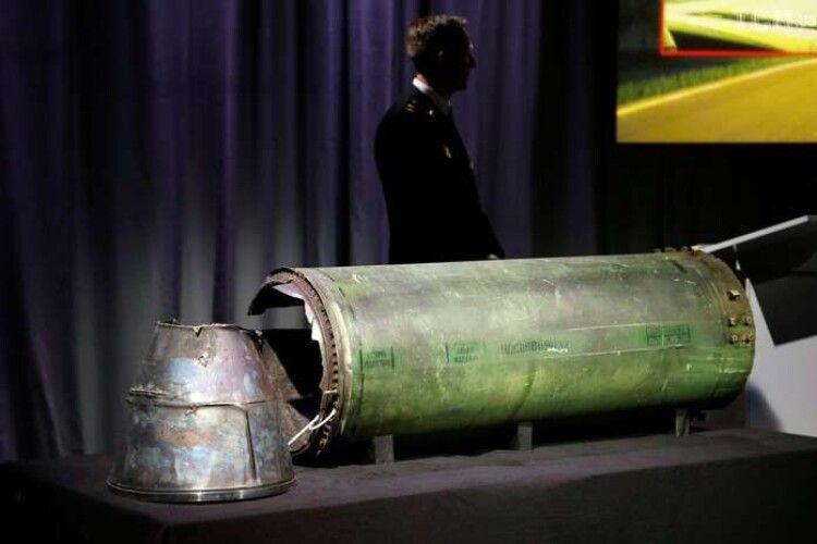 Справа MH17: 29 уламків ракети «Бук» виявили у тілах екіпажу