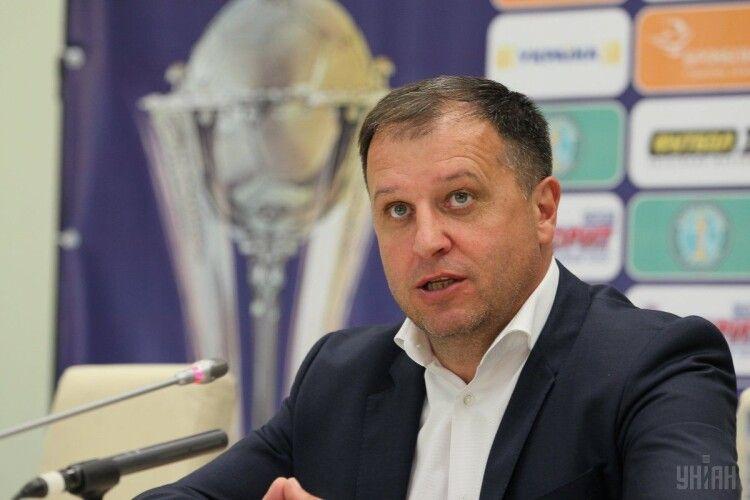 Юрій Вернидуб очолив молдавський «Шериф»