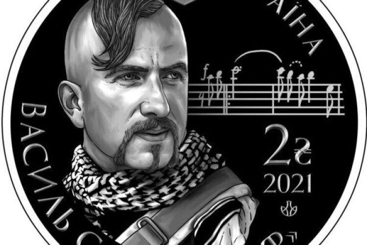 Нацбанк випускає пам'ятну монету на честь видатного оперного співака, Героя АТО Василя Сліпака