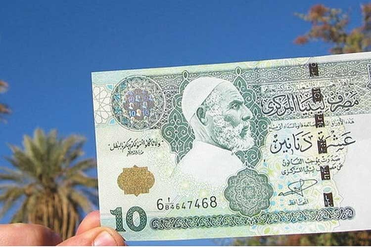 Росія надрукувала Лівії фальшиву валюту намільярд доларів