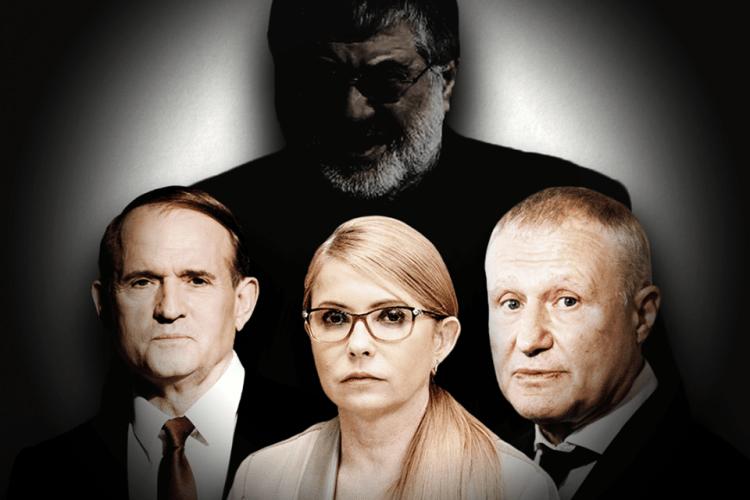 Тимошенко та Медведчук об'єдналися, щоб врятувати Коломойського - ЦПК