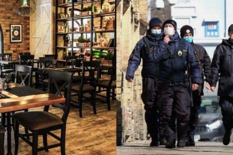 Поліція шукала депутатів у київському ресторані