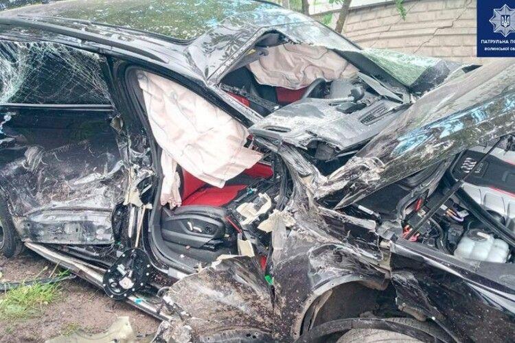 З початку року на Волині в ДТП загинуло 40 людей