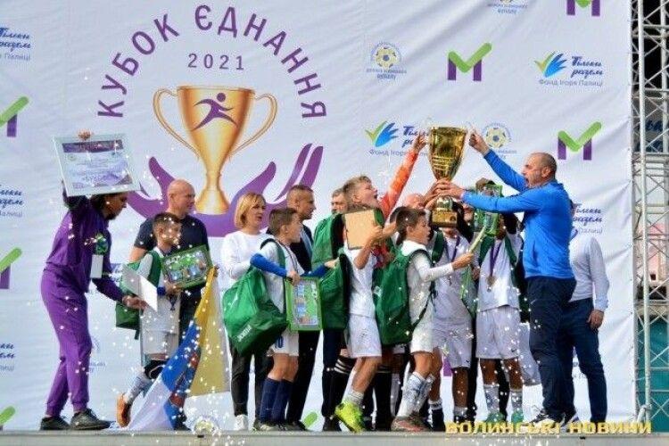400 команд з усієї України: у Луцьку завершився грандіозний футбольний турнір