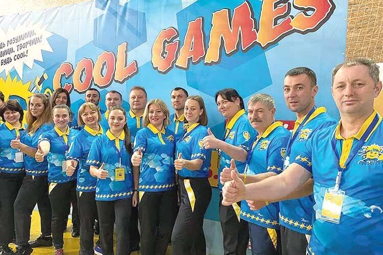 ЯкуФедерації футболу України нагородили сільську вчительку зВолині