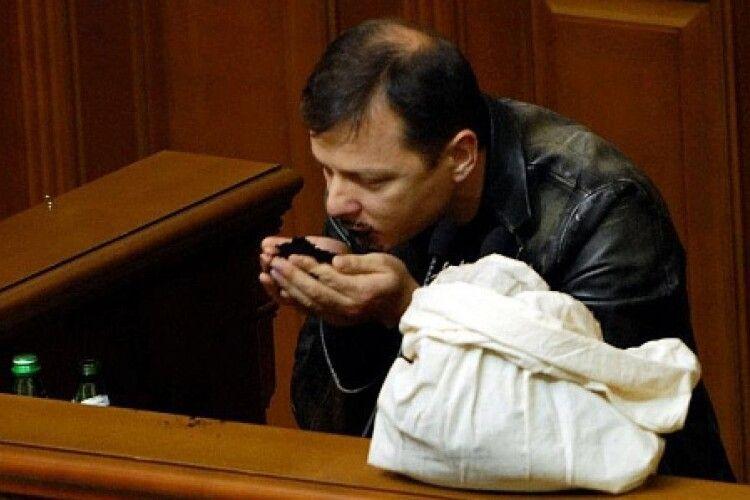 Олег Ляшко може повернутися у Верховну Раду вже у цьому році