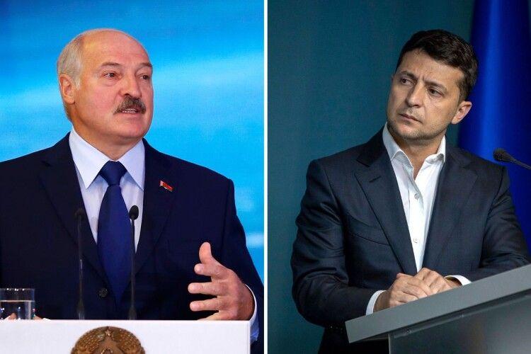 Лукашенко про Зеленського: «Он молодой, обучаемый»