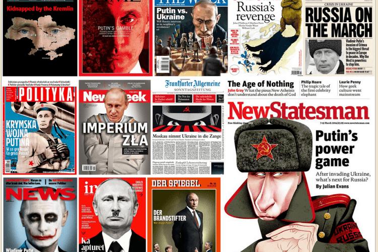 На телеканалах Молдови запровадили табу на пропаганду Путіна