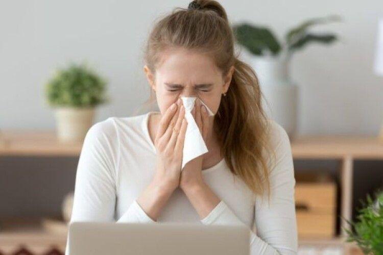 Від грипу на Волині вакциновано лише 786 осіб
