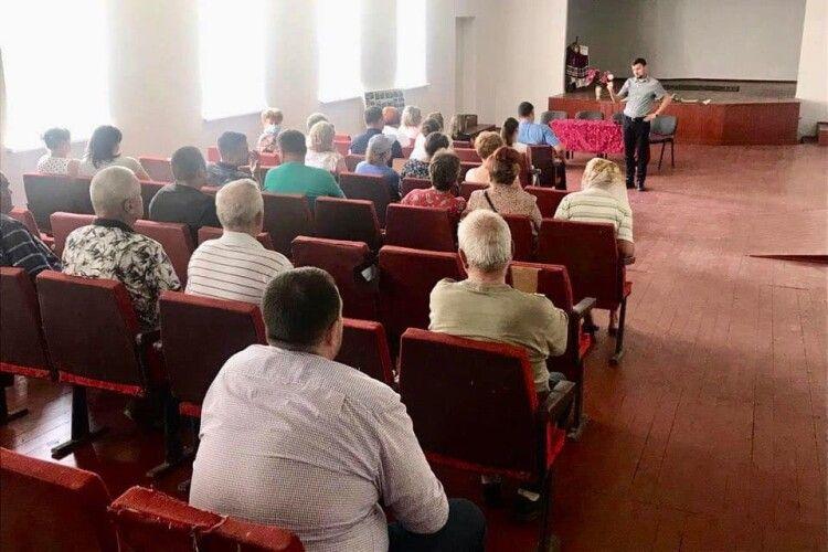Нардеп Ігор Гузь пояснив за яких умов у Грибовиці збудують комбікормовий завод