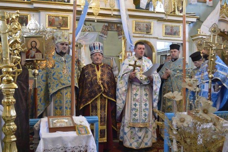 Священика волинського села Підбереззя удостоєно високої нагороди