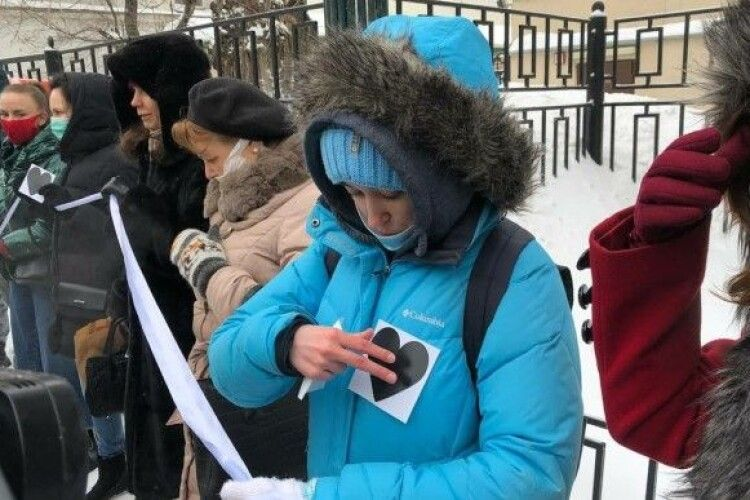 У Росії відновилися мітинги, вже є затримані