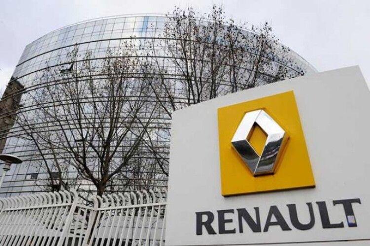 Французька автомобілебудівна компанія Renault звільняє 14 600 своїх працівників