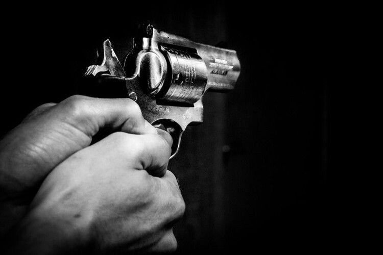 Зять із револьвера поцілив у тещу