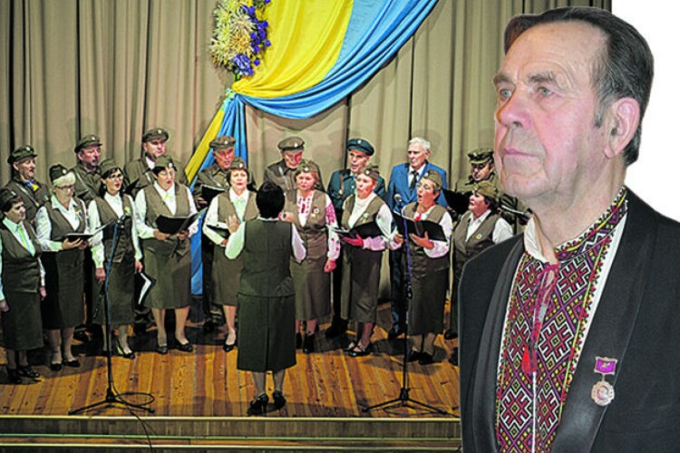 Репресований волинянин презентує у Луцьку книгу про свою боротьбу за Україну