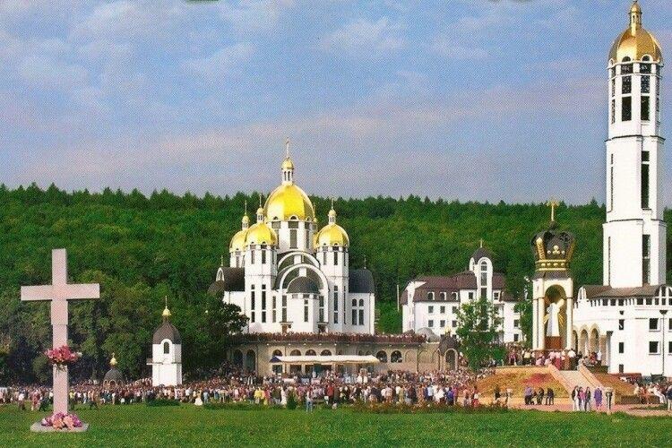 Волинська єпархія запрошує на прощі у червні