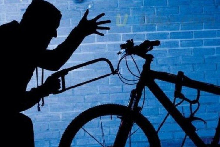 У Рожищі злапали велозлодія-рецидивіста