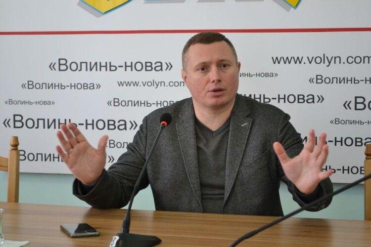 Голова Волинської ОДА: «На територію мирної України знову вторгся ворог. Знову лунають постріли і гинуть герої»