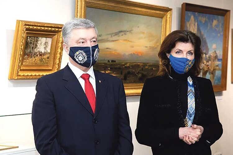 Зеленський пообіцяв Порошенку «пригоди» — із'явились «маски–шоу»