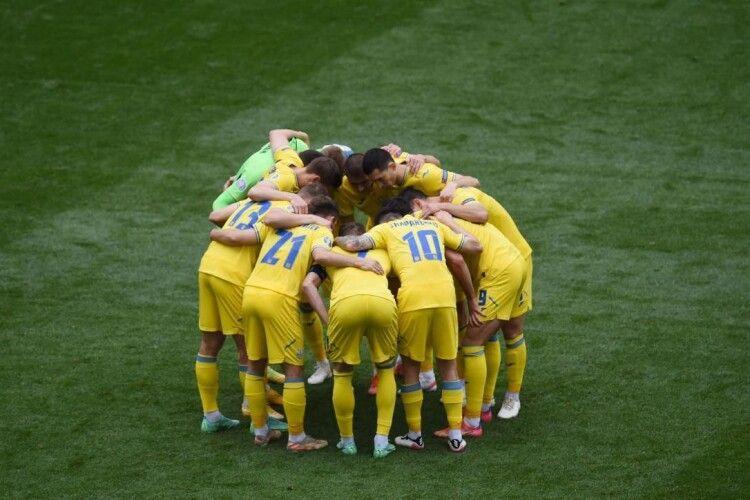 Букмекери вважають збірну України фаворитом поєдинку зі збірною Фінляндії