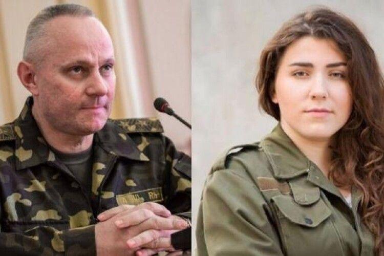 У головнокомандувача ЗСУ та відомої волонтерки, голови Чернігівської ОДА народилася донечка