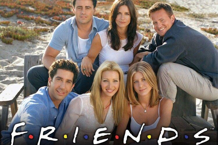 «Друзі» повертаються на екрани: у травні вийде спецепізод з головними героями серіалу
