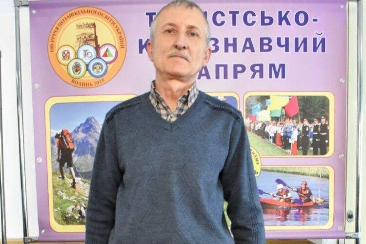 Міністерство освіти відзначило нагородою волинського тренера, який виховав незліченну кількість рекордсменів (Фото)