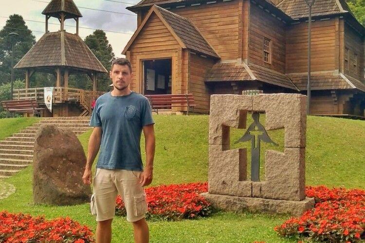 Бразилець віднайшов своїх родичів у Ковельському районі