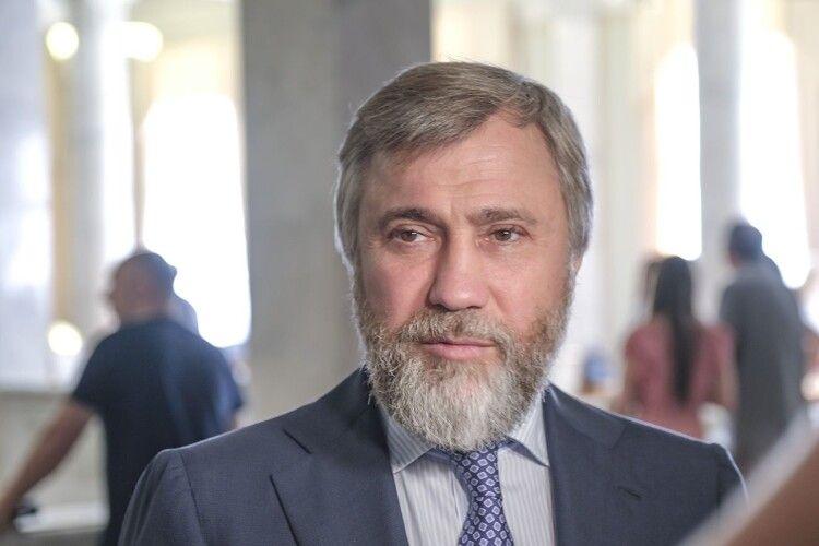 Вадим Новинський таємно відвідував Офіс президента, – «Схеми»