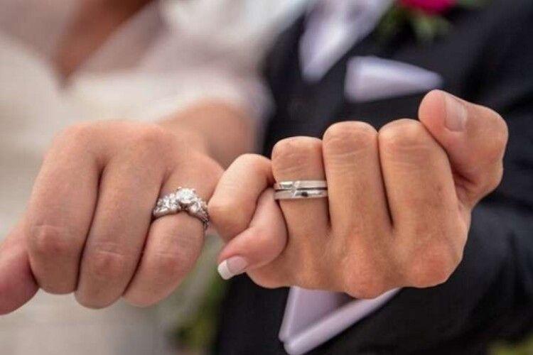 Як у Луцьку будуть реєструвати шлюби на День святого Валентина