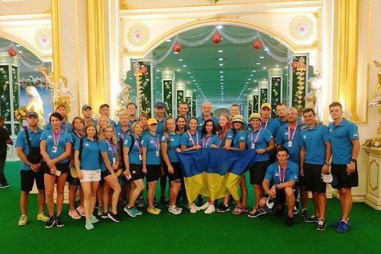 Ковельчани Дмитро Назарук та Сергій Семенюк представляють Україну на чемпіонаті світу з веслування на човнах типу «дракон»