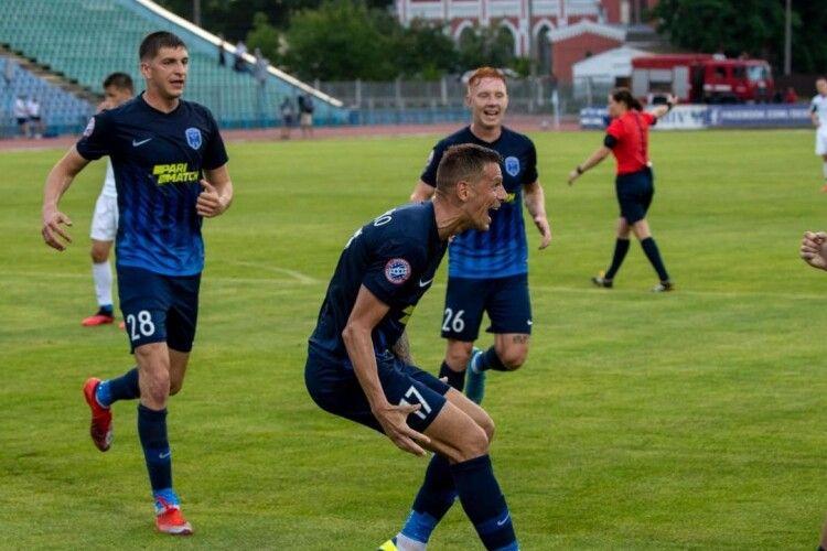 Захисника «Десни» Андрія Гітченка визнали найкращим гравцем 28-го туру УПЛ