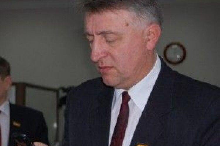 Обрали заступника голови Луцької районної ради
