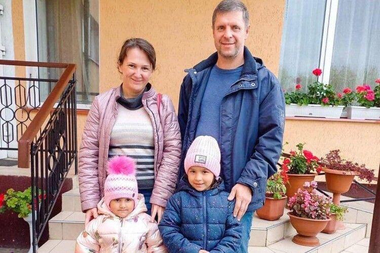 Сестрички-сироти з Ковеля знайшли нову родину