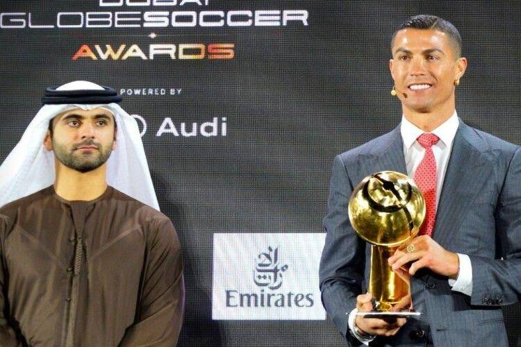Кріштіану Роналду визнали найкращим гравцем ХХІ століття