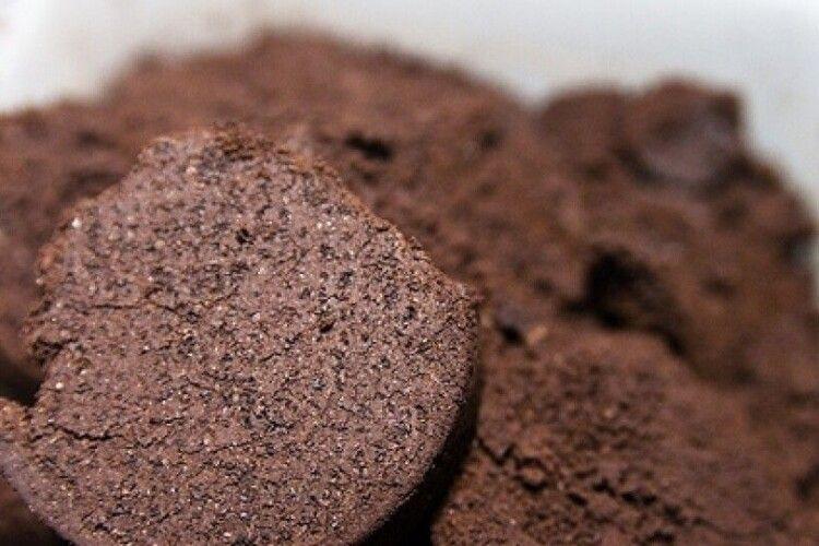 Луцьке підприємство перероблятиме кавову гущу на біодобрива