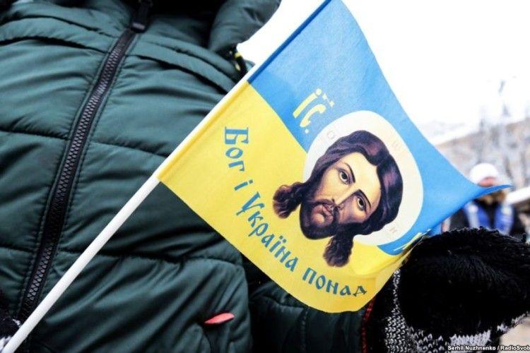 Православний люд Жовкви вирішив молитися по-українськи