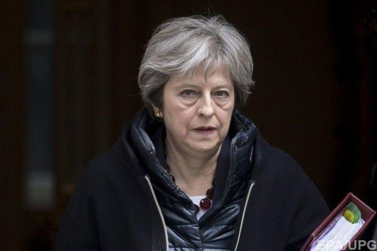 Велика Британія оголосила про видворення 23 російських дипломатів