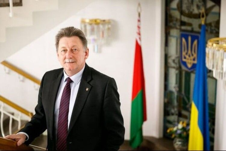 Україна направила ноту Білорусі після обшуку посла