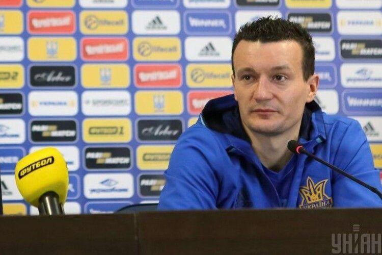 Волинянин Артем Федецький перекваліфікувався в футбольного телеексперта