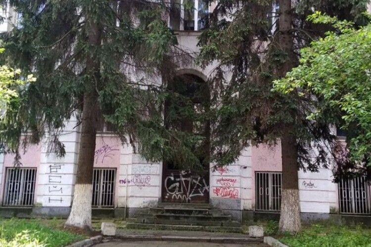 У колишньому Будинку офіцерів в Луцьку буде Музей науки