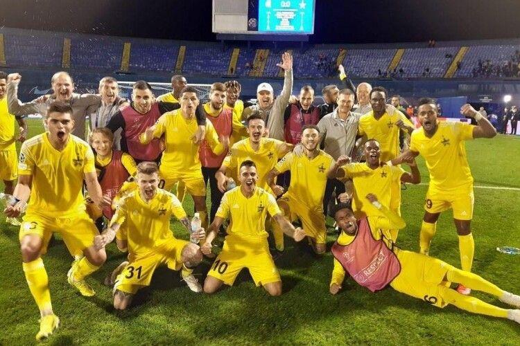 Після виходу молдавського «Шерифа» до групового етапу Ліги чемпіонів український тренер Юрій Вернидуб назвав себе найщасливішою людиною у світі