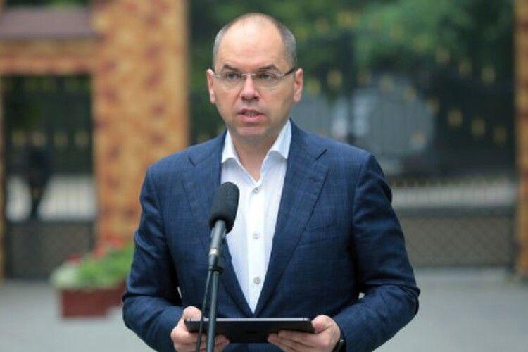 Степанов: Тепер у суботу й неділю максимум – це гуляти по вулиці