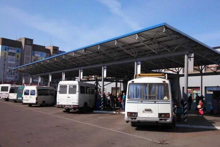 Ще один автобус на Волині сходить з рейсу: наразі тільки на вихідні