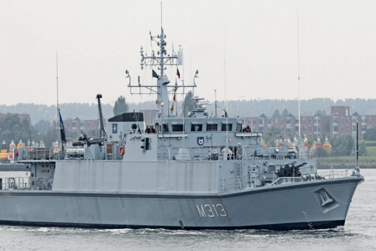 ВМС України придбають в уряду Великобританії два кораблі
